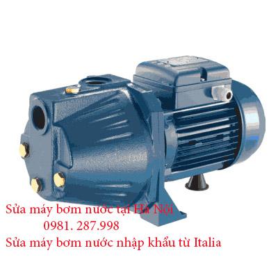 Sửa máy bơm nhập khẩu từ Italia
