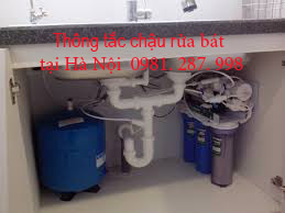 Thợ thông tắc chậu rửa bát tại Hà Nội : 0981. 287. 998