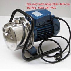 Sửa máy bơm nước nhập từ Italia