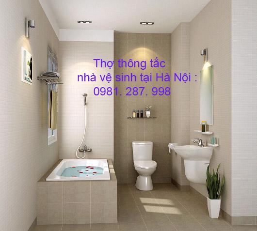Thợ thông tắc nhà vệ sinh tại Hà Nội : thông tắc bồn cầu wc, sửa chữa bồn cầu wc