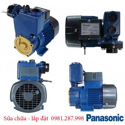 Sửa Chữa và Lắp Đặt Máy Bơm Nước Panasonic