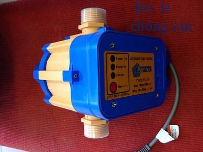 chống cạn cho máy bơm nước