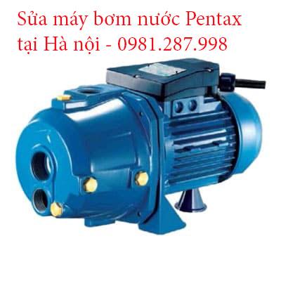 Sửa chữa máy bơm nước Pentax