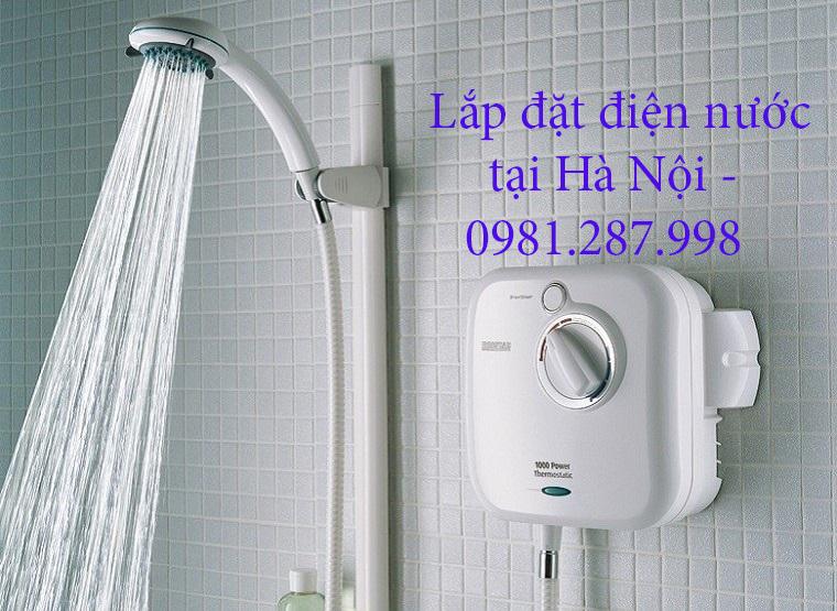 Lắp đặt điện nước tại nhà Hà nội- 0981.287.998