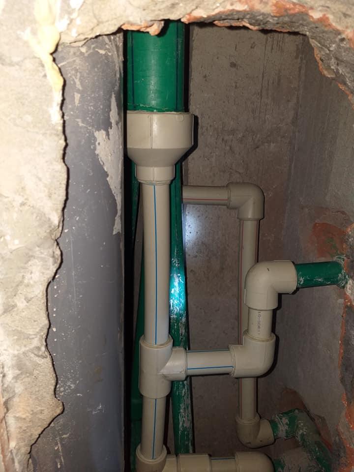 sửa ống nước tại nhà quận cầu giấy