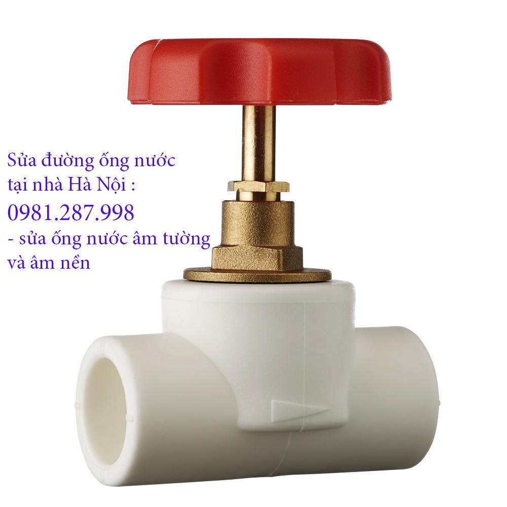 Sửa hệ thống khóa nước bị hỏng, rò rỉ nước.