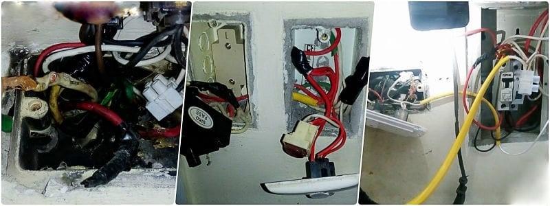 Thợ sửa điện chuyên nghiệp.