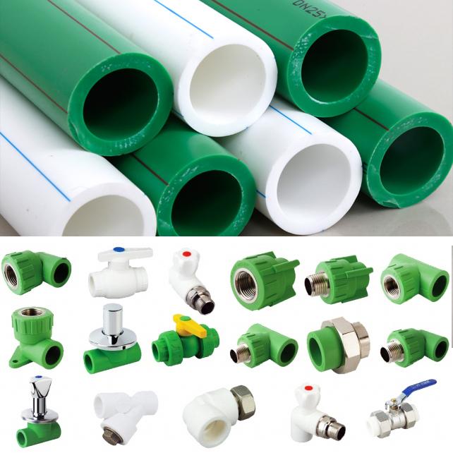 Thay thế ống dẫn nước sạch tại Hà Nội